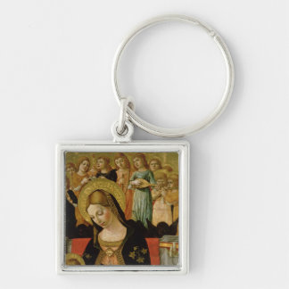 The Marriage of Saint Catherine of Siena Keychain