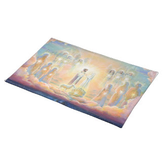 The Marriage of the Lamb Cloth Placemat