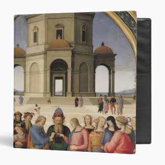 The Marriage of the Virgin, 1500-04 Binder