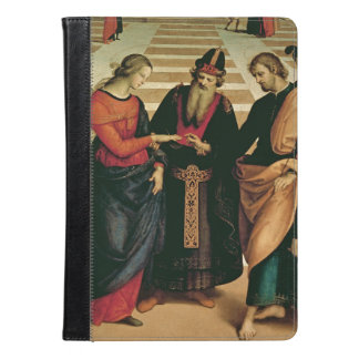 The Marriage of the Virgin, 1504 iPad Air Case