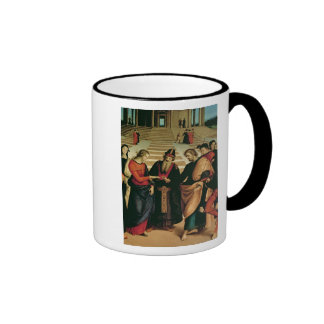The Marriage of the Virgin, 1504 Mug