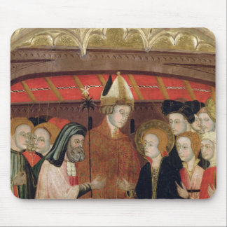 The Marriage of the Virgin Mouse Pad