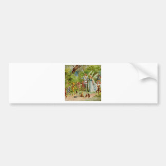The Marriage of Thumbelina Bumper Sticker