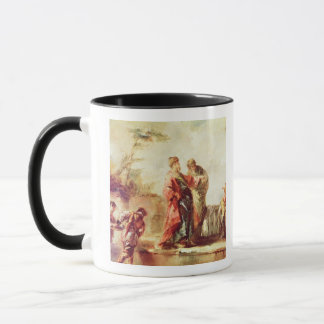The Marriage of Tobias, detail from a series of pa Mug