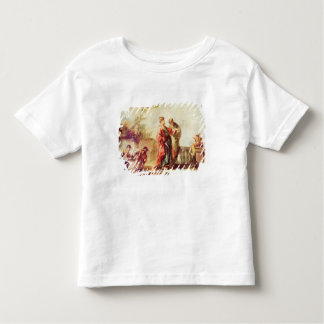 The Marriage of Tobias, detail from a series of pa Toddler T-shirt
