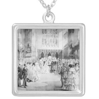 The Marriage of Victoria Necklace