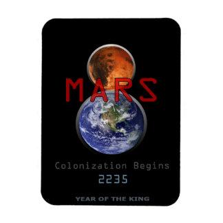 The Mars 8 Magnet
