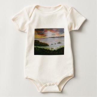 The Marsh Baby Bodysuit