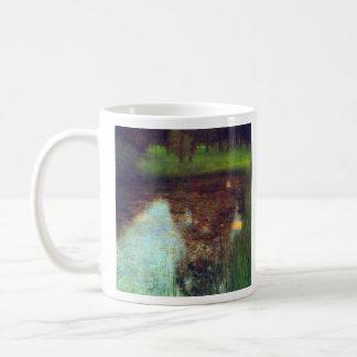 The Marsh by Gustav Klimt Coffee Mugs