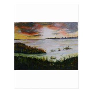 The Marsh Postcard