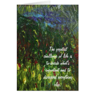 The Marshes Card