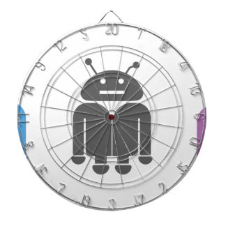 The MARtian Family of Products Dartboard