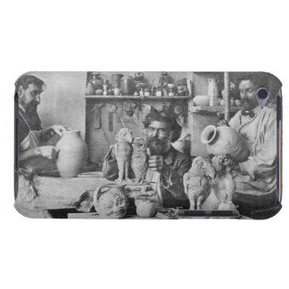 The Martin brothers in the studio at the Southall iPod Touch Case-Mate Case