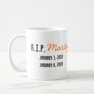The Marty Memorial Mug