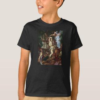 The Martyrdom of Saint Sebastian Joachim Wtewael T-Shirt