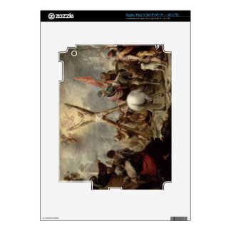 The Martyrdom of St. Andrew, 1675-82 (oil on canva iPad 3 Skin