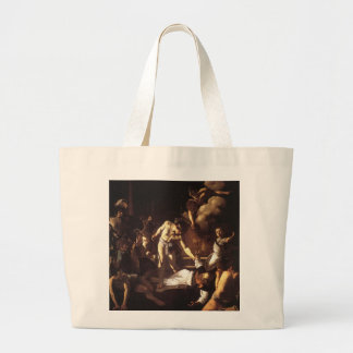 The Martyrdom of St Matthew Tote Bags