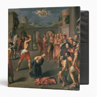 The Martyrdom of St.Paul 3 Ring Binder