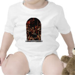 The Martyrdom Of St. Romulus By Portelli Carlo Tee Shirts