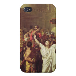 The Martyrdom of St. Symphorien, 1834 iPhone 4/4S Covers