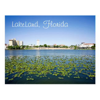 The marvel of Lakeland, Florida Post Card