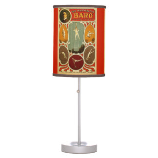The Marvellous Bard Table Lamp