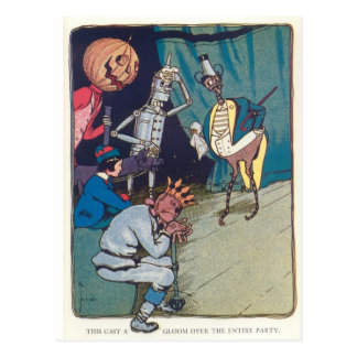 The Marvelous Land of Oz  Postcards
