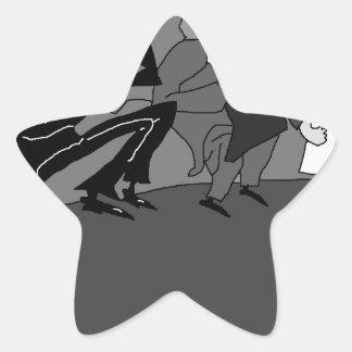 The Marx Brothers.jpg Star Sticker