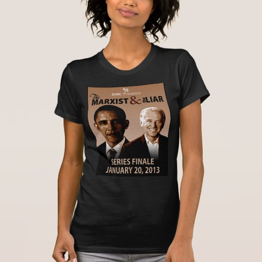 The Marxist and The Liar T-Shirt