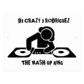 tHE mASH uP kING Post Cards