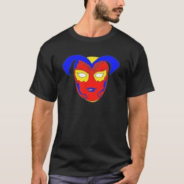 USA Themed The MASK 1.png T-Shirt