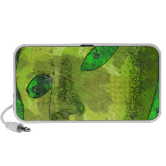 The Mask Portable Speakers