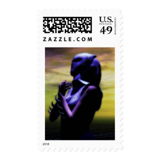 The Mask Postage Stamp