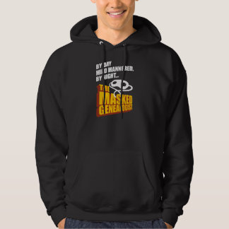The Masked Genealogist Hoodie