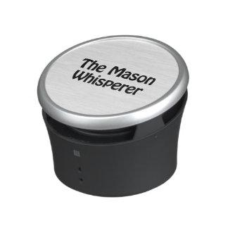 the mason whisperer bluetooth speaker