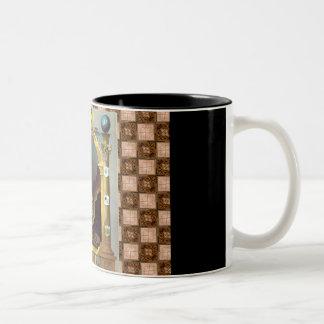 The Masonic Chart Coffee Mug