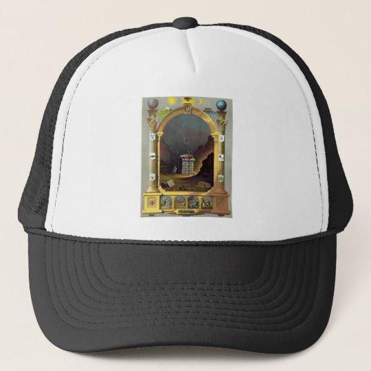 The Masonic Chart Trucker Hat