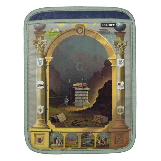 The Masonic Record iPad Sleeve