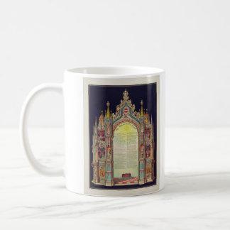 The Masons' Lord's Prayer by Huncke 1892 Classic White Coffee Mug