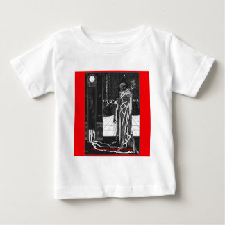 The Masque of the Red Death Baby T-Shirt