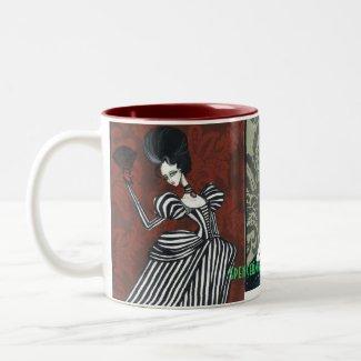 The Masquerade mug