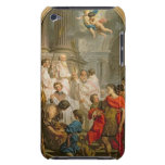 The Mass of St. Basil (oil on canvas) Barely There iPod Cases