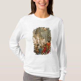 The Mass of St. Basil (oil on canvas) T-Shirt