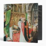 The Mass of St. Giles, c.1500 Binders