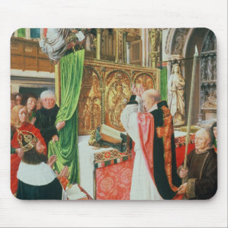 The Mass of St. Giles, c.1500 Mouse Pad