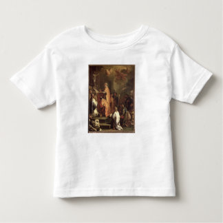 The Mass of St. Gregory T-shirts