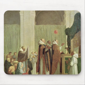 The Mass of St. Martin of Tours, 1654 Mouse Pad