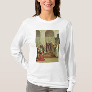 The Mass of St. Martin of Tours, 1654 T-Shirt