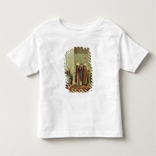 The Mass of St. Martin of Tours, 1654 Tshirt