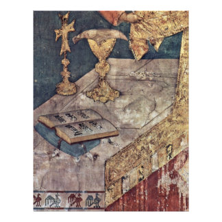 The Mass Of St. Martin Wondrous  By Martini Simone Personalized Letterhead